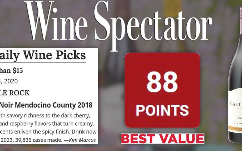 Wine Spectator – Daily Wine Pick
