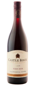 Castle Rock 2018 | California Cuvee Pinot Noir Product Photo