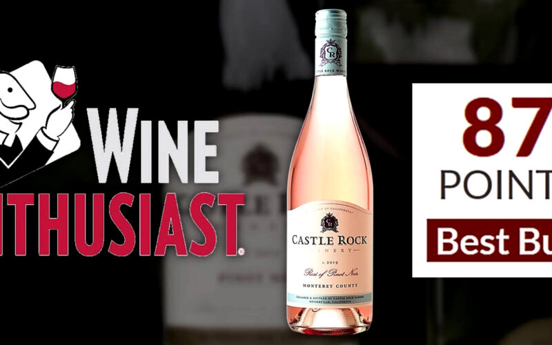 Wine Enthusiast – 87 Points/Best Buy
