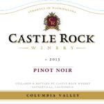 Castle Rock - 2013 Columbia Valley Pinot Noir