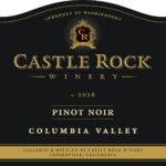 Castle Rock - 2016 Columbia Valley Pinot Noir