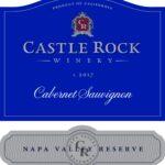 Castle Rock - Napa Valley Cabernet Sauvignon ~ Reserve