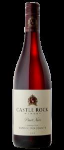 Castle Rock - 2019 Mendocino County Pinot Noir