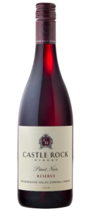 Castle Rock - 2019 Russian River Valley Pinot Noir ~ Reserve