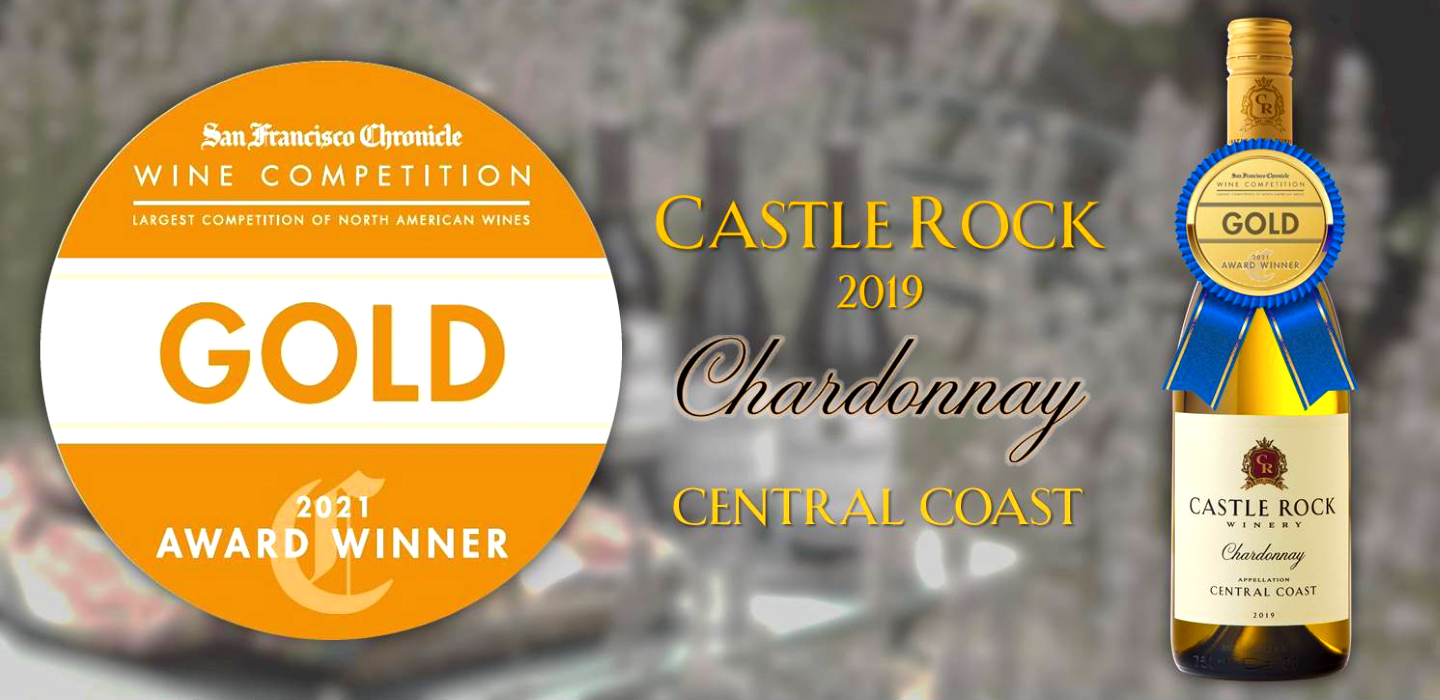 2019 Central Coast Chardonnay Wins Gold Medal